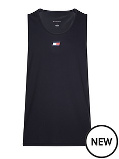 tommy-hilfiger-training-tank-top-navy