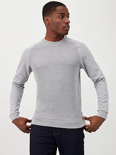 ted-baker-rib-front-sweatshirt-grey