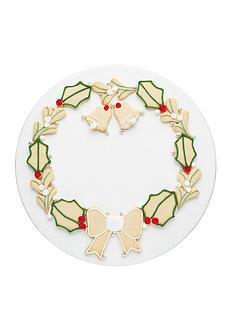 kitchencraft-sweetly-does-it-christmas-wreath-cookie-cutter-set