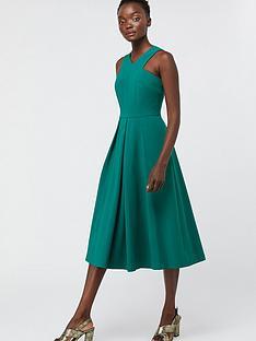 monsoon-penelope-pleated-midi-dress-green