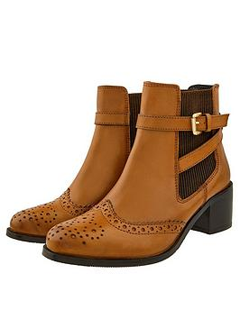 monsoon-beryl-brogue-buckle-leather-boots-tan