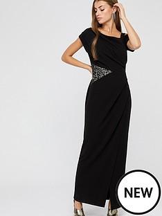 monsoon-octavia-sequin-insert-maxi-dress-black