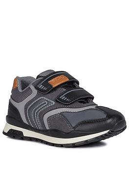 geox-pavel-strap-trainers-grey