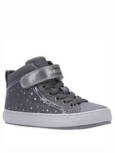 geox-kalispera-high-top-trainers-grey