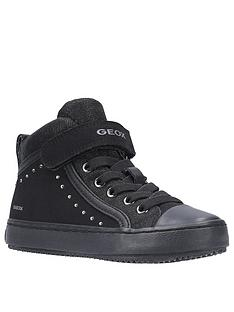 geox-kalispera-high-top-trainers-black