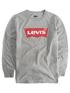 levis-boys-long-sleeve-batwing-t-shirt-grey