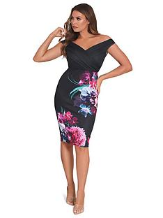 sistaglam-loves-jessica-sistaglam-loves-jessica-wright-deanne-off-the-shoulder-floral-midi-dress