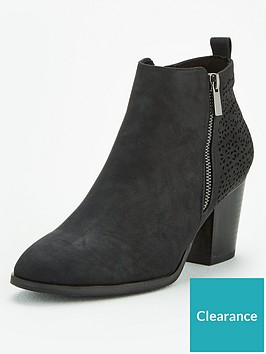 wallis-wide-fit-side-zip-ankle-boots-black