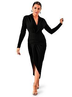 sistaglam-loves-jessica-sistaglam-loves-jessica-wright-ambey-long-sleeved-midi-dress