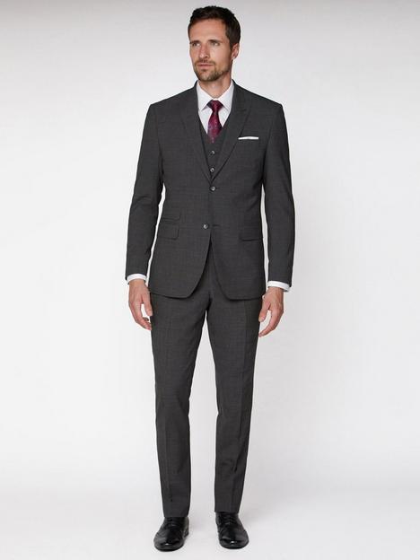 jeff-banks-jeff-banks-texture-travel-suit-jacket-in-regular-fit-grey