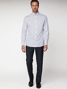 jeff-banks-end-on-end-stripe-tailored-fit-shirt-lilac