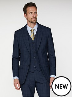 jeff-banks-jeff-banks-check-soho-suit-jacket-in-modern-regular-fit-blue