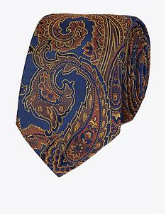 jeff-banks-jeff-banks-bold-paisley-silk-tie-burnt-orange