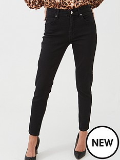 wallis-skinny-jeans-black