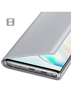 samsung-samsung-galaxy-note-10-led-view-cover-black