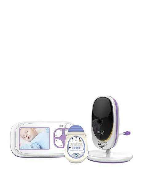 bt-video-baby-monitor-3000-with-snuza-hero-md-bundle