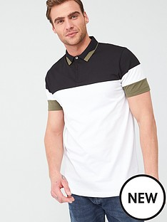 v-by-very-colour-block-new-collar-polo-shirt-white