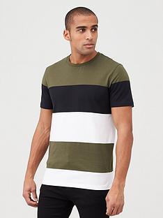 v-by-very-block-stripe-tee
