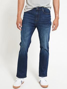 very-man-straight-jeans-with-stretchnbsp--dark-wash