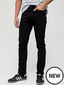 very-man-slimnbspjean-with-stretch-black