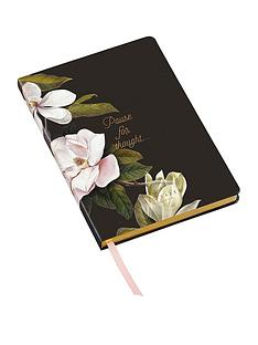 ted-baker-ladies-a5-notebook-black-opal