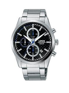 lorus-lorus-black-and-blue-detail-chronograph-dial-stainless-steel-bracelet-mens-watch