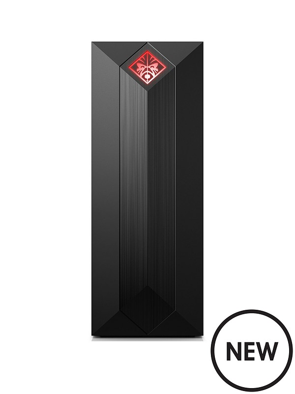 OMEN by HP 875-0057na Intel Core i7 ,16GB RAM ,2TB Hard Drive & 256GB SSD  ,Nvidia RTX 2070 8GB Gaming Desktop - Black