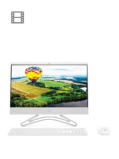 hp-hp-22-c0000na-intel-pentium-4gb-ram-1tb-hard-drive-215-inch-full-hd-aio-desktop-snow-white-with-optional-microsoft-office-365-home-1-yr