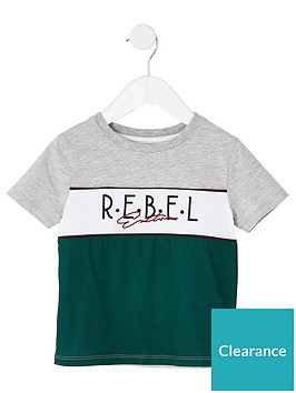 river-island-mini-mini-boys-rebel-block-t-shirt--grey