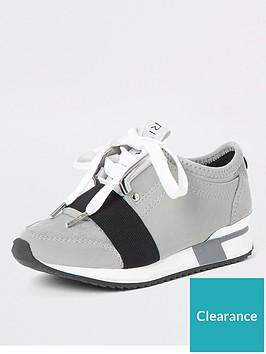 river-island-mini-mini-girls-runner-trainers-grey