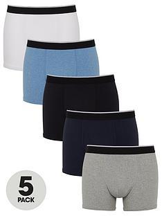 very-man-5-pack-denim-blue-trunks