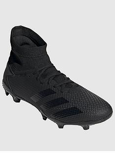 adidas-predator-203-astro-turf-football-boots-black