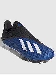 adidas-x-laceless-193-firm-ground-football-boot-bluenbsp