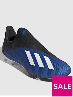 adidas-x-laceless-193-firm-ground-football-boot-bluenbsp
