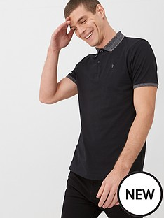 v-by-very-marl-collar-jersey-polo-shirt-black