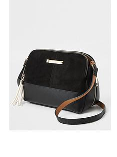 river-island-river-island-triple-compartment-cross-body-bag-black