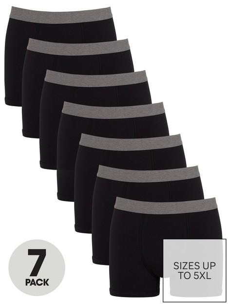 very-man-7-packnbsptrunks-black
