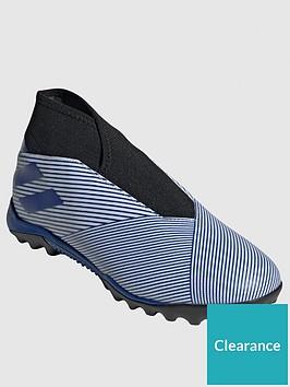 adidas-nemeziz-laceless-193-astro-turf-football-boots-bluewhitenbsp