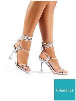 public-desire-jen-heeled-sandal-multi