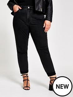 ri-plus-mom-jean--washed-black