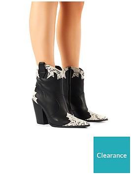 public-desire-sting-ankle-boot-black