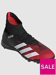 adidas-predator-193-astro-turf-football-boots-redblack