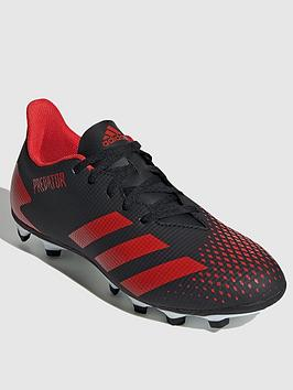 adidas-predator-194-firm-ground-football-boot-redblacknbsp