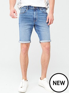 v-by-very-slim-denim-shorts-mid-wash