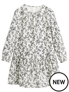 mango-girls-floral-print-swing-dress