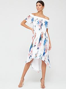 ted-baker-jamboree-pleated-off-the-shoulder-dress-white