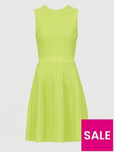 ted-baker-stitch-detail-knitted-sleeveless-dress-lime