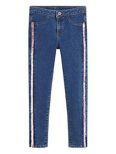 mango-girls-side-stripe-skinny-jeans-mid-wash