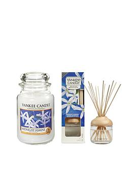 yankee-candle-midnight-jasmine-large-jar-candle-and-reed-diffuser-bundle