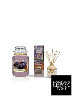 yankee-candle-dried-lavender-amp-oak-large-jar-candle-and-reed-diffuser-bundle